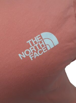 The North Face T-shirt rosa