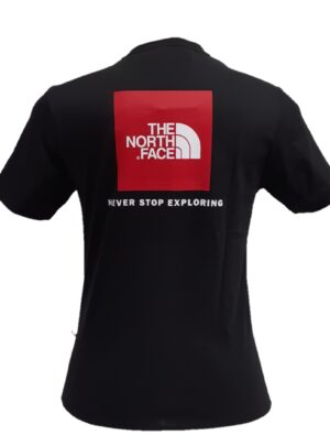 The North Face T-shirt nera