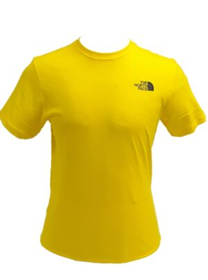 The North Face T-shirt gialla