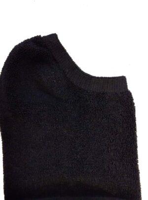 Calzini invisibili nero