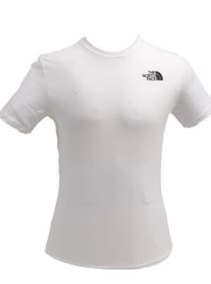 The North Face T-shirt bianca