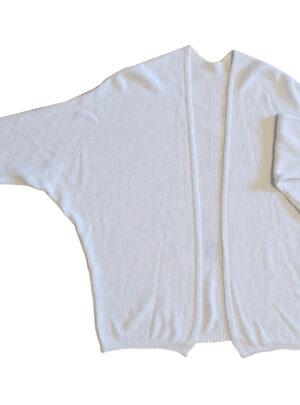 Cardican Glitter Bianco