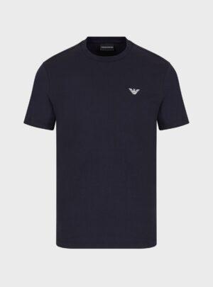 Luce t-shirt blu