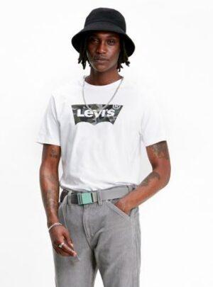 Levis T-shirt bianca