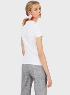 Aquila T-Shirt bianca