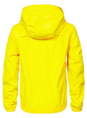 Giubbino giallo leggero