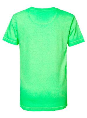 T-Shirt verde mela