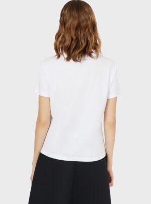 Logo T-Shirt bianca