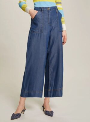 Jeans ampio
