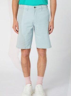 Wrangler pantalone corto celeste