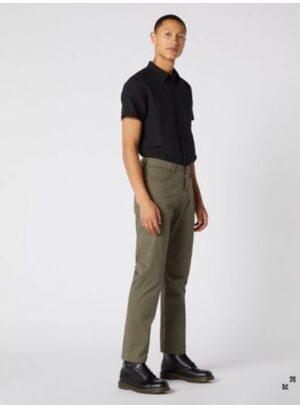Wrangler Pantalone verde oliva