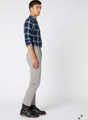 Wrangler pantalone grigio chiaro