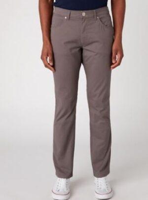 Wrangler pantalone grigio scuro