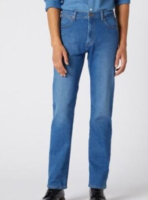 Wrangler jeans azzurro