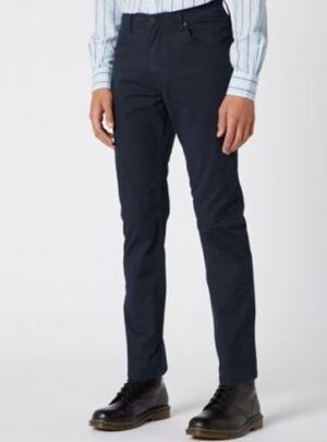 Wrangler pantalone blu