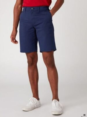 Wrangler pantalone corto blu
