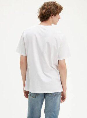 T-Shirt bianca Super Mario