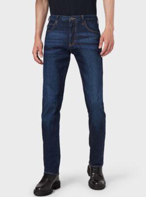 Jeans J45 regular fit in comfort denim washed
