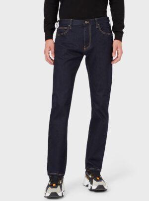 Jeans J45 regular fit in denim di cotone stretch