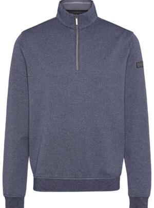 Bugatti maglione serafino zip