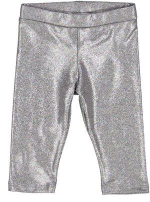 Leggings argento 06-36 mesi bimba Melby