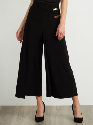 Pantaloni stile Capri a gamba larga
