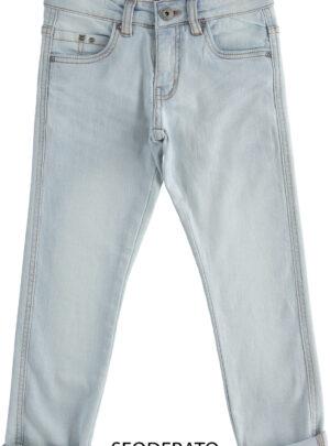 Jeans Junior maschio Sarabanda 08-16 anni