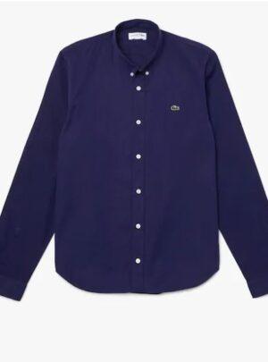 Camicia da uomo in cotone di alta qualità slim fit