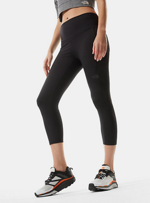 Wander Leggings Cropped con Tasche Donna