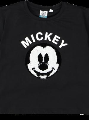 Maglia Mickey nera