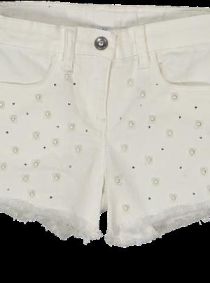 Short Jeans Bianco