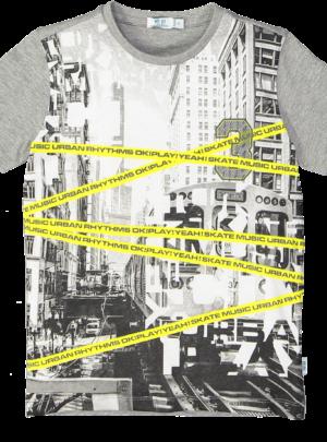 T-Shirt Skate Music
