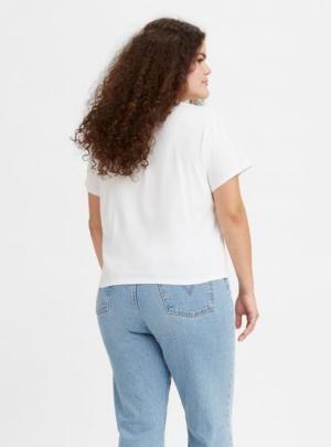 T-Shirt bianca Varsity
