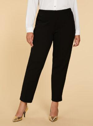 Pantaloni in Jersey Crepe