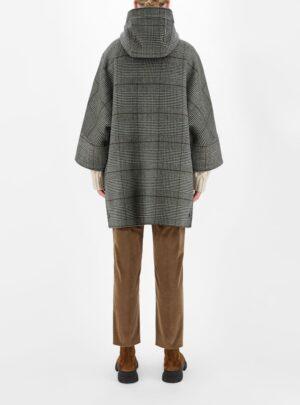 Giaccone in lana