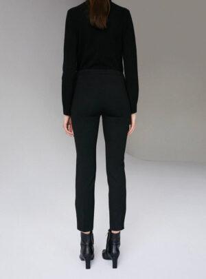 Pantaloni slim in jersey stretch