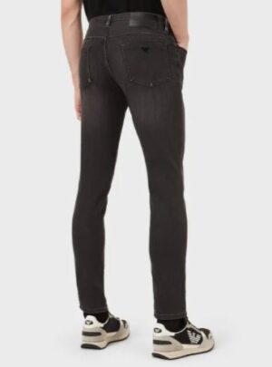 Jeans J11 skinny fit in denim extra comfort